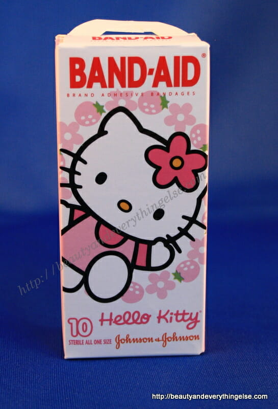 hello Kitty band-aid