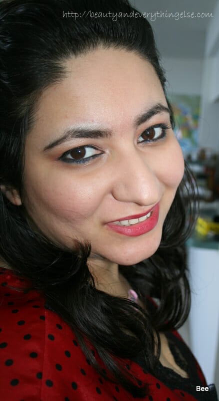 MAC lipstick DIVA review