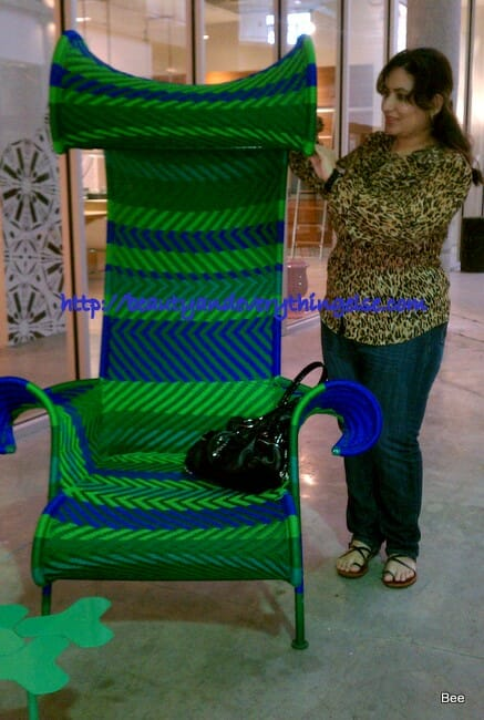 Interesting chair
