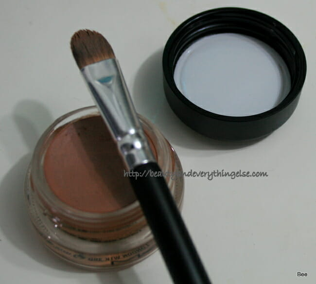 MAC Groundwork Paint Pot review & swatches.