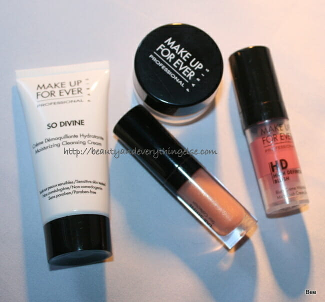 IMG 2508 My mini MUFE haul!