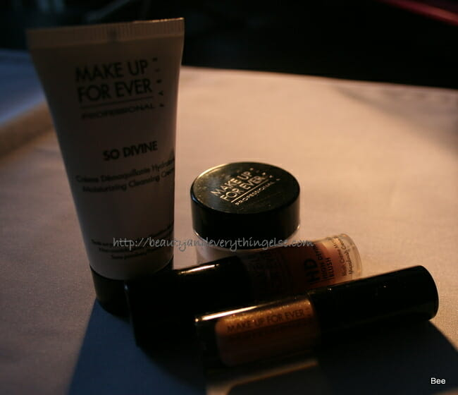 IMG 2509 My mini MUFE haul!