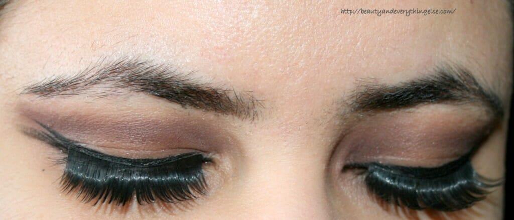 MAC eyeshadow Sketch review
