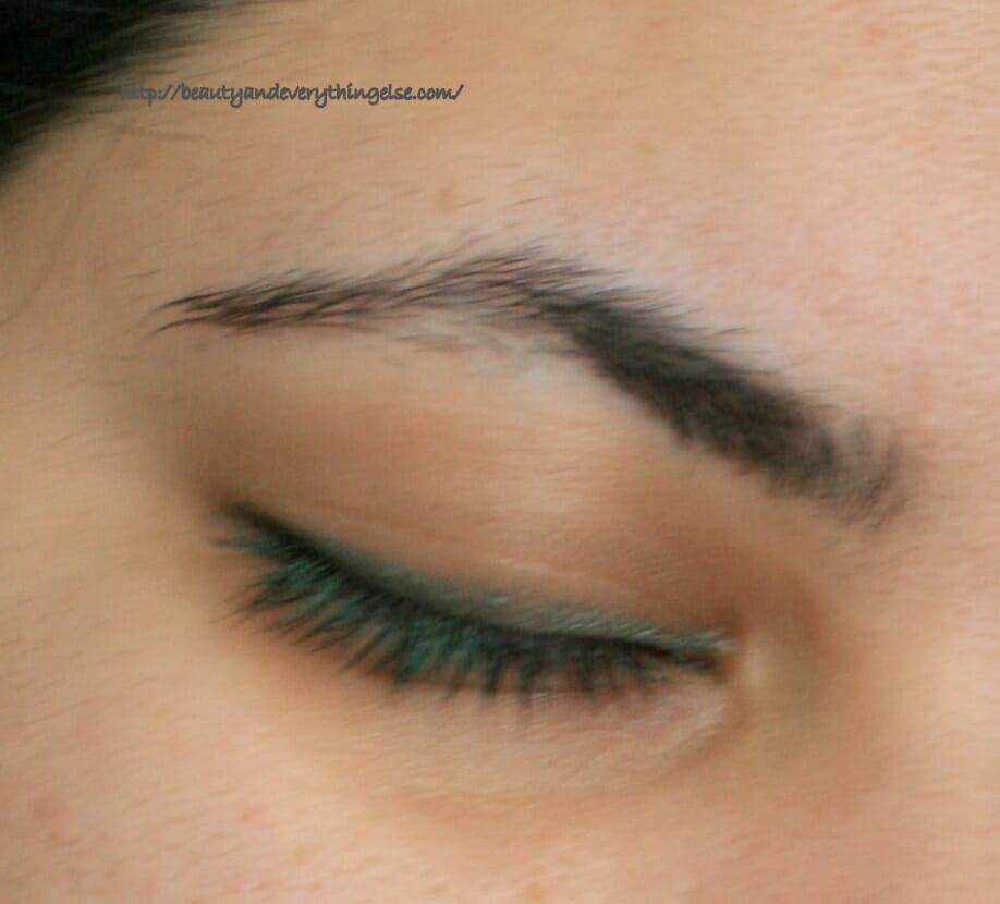 MAC Technakohl Liner Jade Way Review