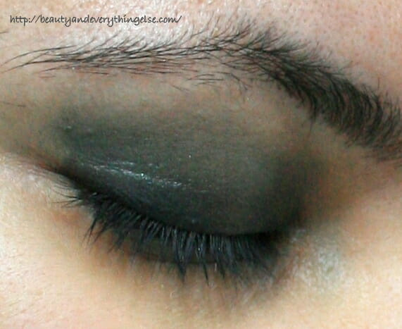 Inglot Matte Eyeshadow in #340