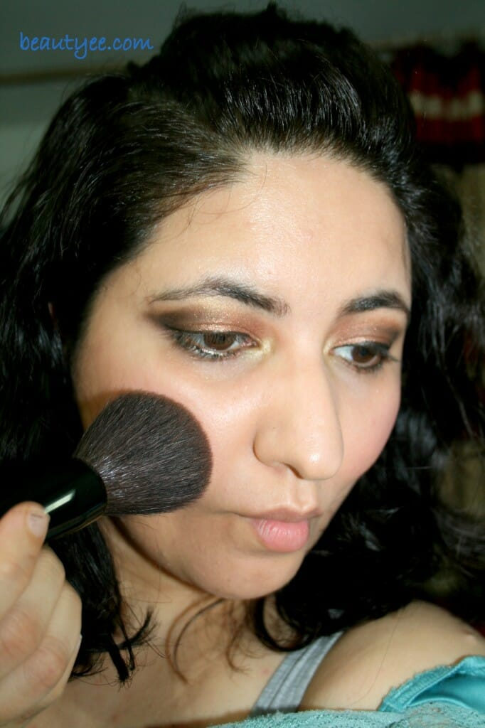 IMG 37531 682x1024 Make up for relative/ friend's wedding!  (Indian)   Part 1.