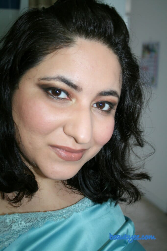 IMG 3755 682x1024 Make up for relative/ friend's wedding!  (Indian)   Part 1.