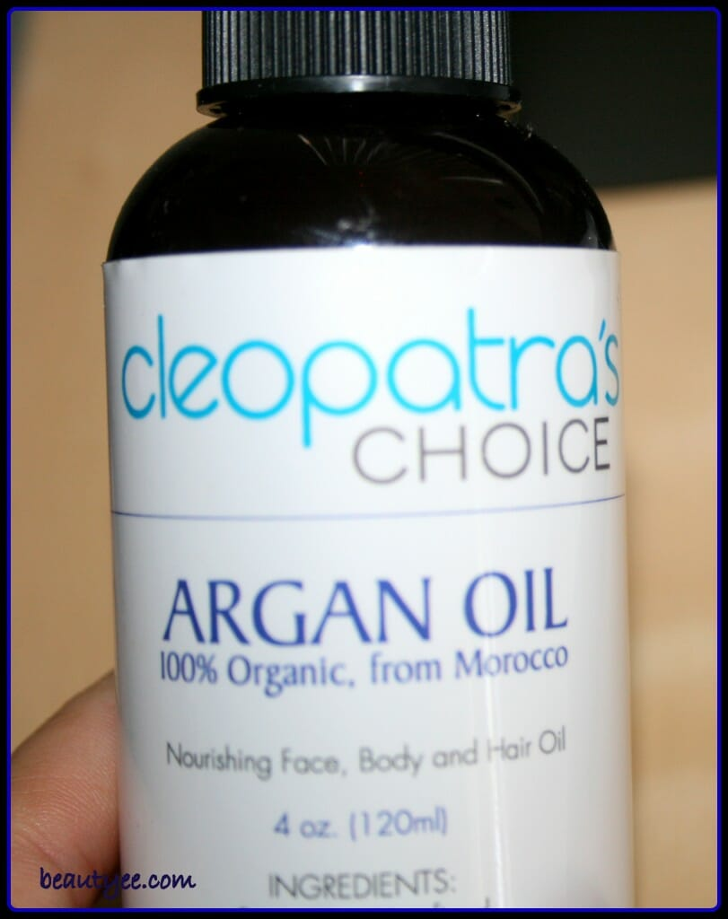 IMG 3869 811x1024 Cleopatra's choice Pure Argan Oil for Hair & Skin review.
