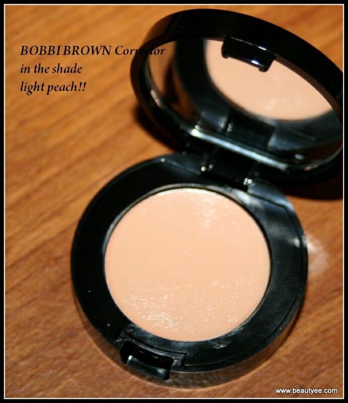 BOBBI BROWN Corrector in light peach