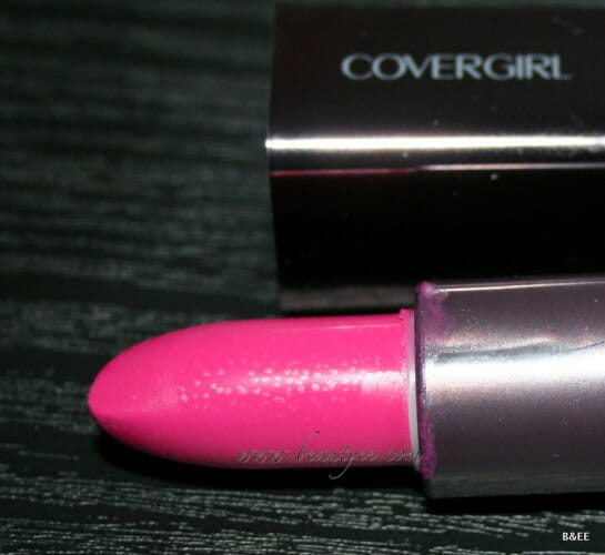 Review :CoverGirl Lip Perfection Lipcolor -Spellbound!