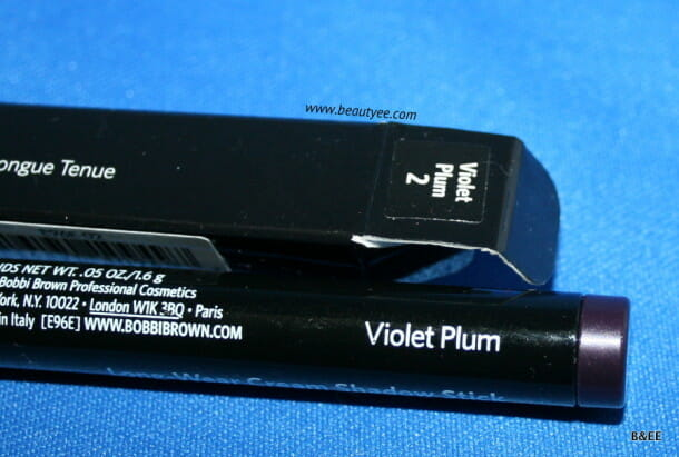 Bobbi Brown Long-Wear Cream Shadow Stick - Violet Plum