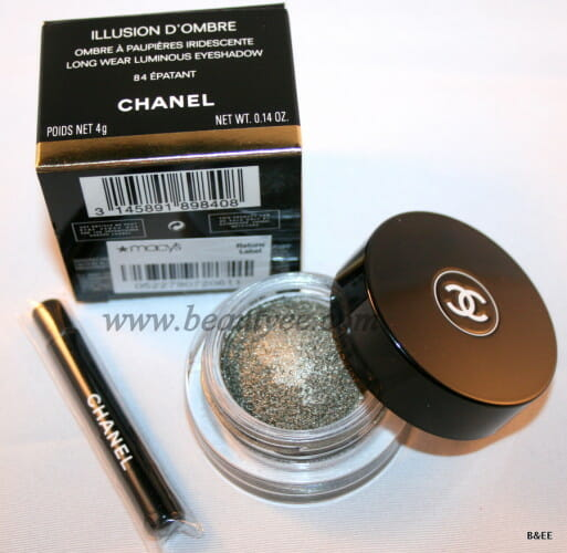 Chanel Illusion d'ombre Epatant