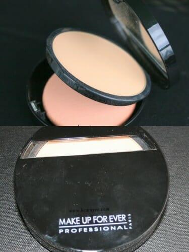 Make Up forEver Duo Mat powder