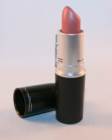 IMG 81091 MAC Satin finish Lipstick in Brave Review, Swatches!