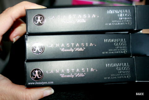 Anastasia Beverly Hills Hydrafull Gloss Review