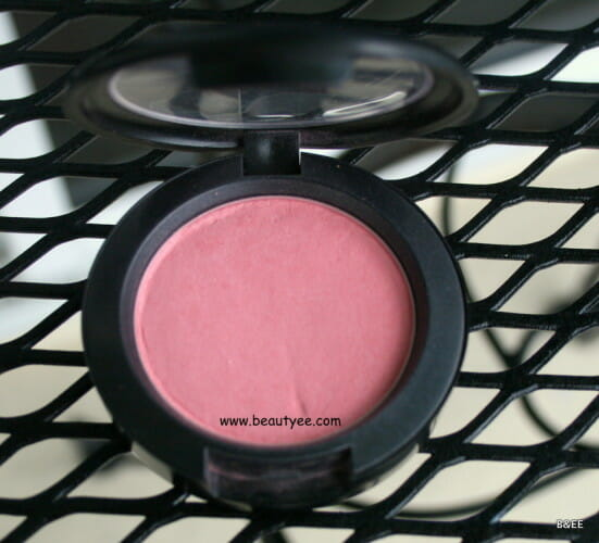 IMG 8475 551x500 MAC Lovecloud Blush Review & Swatches!