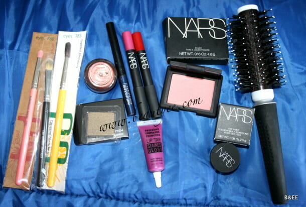 The makeup Show Orlando haul