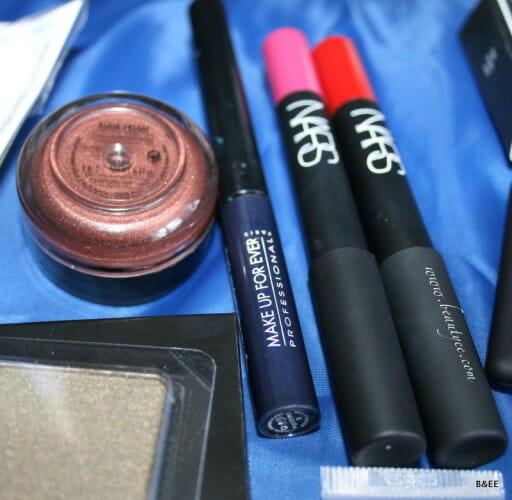 NARS matte lip crayons