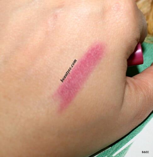 NARS Never Say Never Velvet Matte Lip Pencil Review