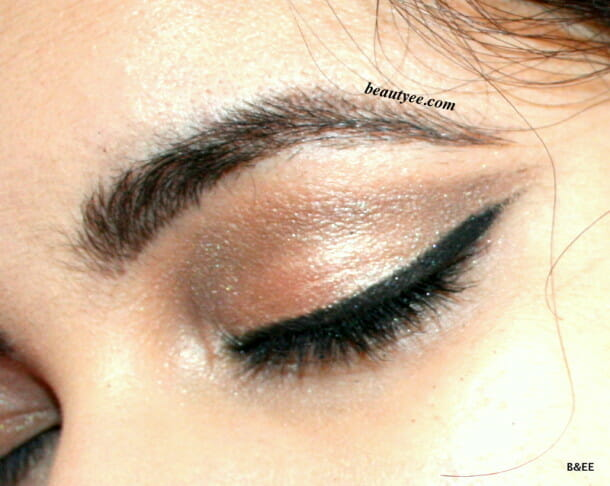 Smashbox Jet Set Waterproof Eye Liner Deep Black