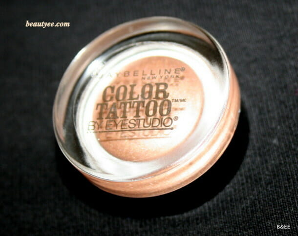 Maybelline Bad to the bronze review