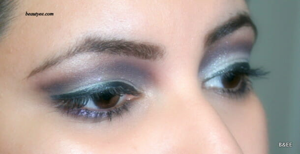 IMG 0748 610x314 New years Eve Makeup!