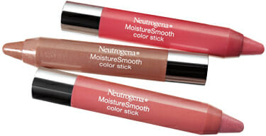 moistureSmooth color stick Go Glam at Walgreens for Night at the W and a great giveaway from Neutrogena! [CLOSED]