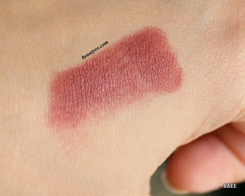 MAC satin lipstick Del Rio