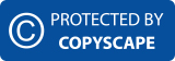 COPYSCAPE PROTECTED
